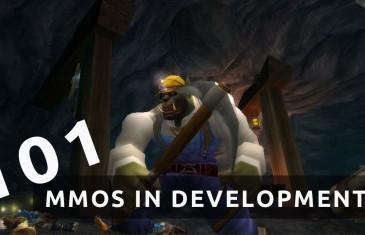 101 MMOs in Development in 2014
