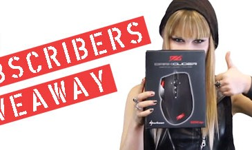 10K YouTube Subscribers Giveaway