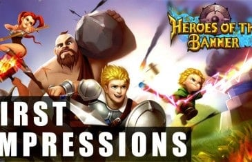 Heroes of the Banner Gameplay | First Impressions HD