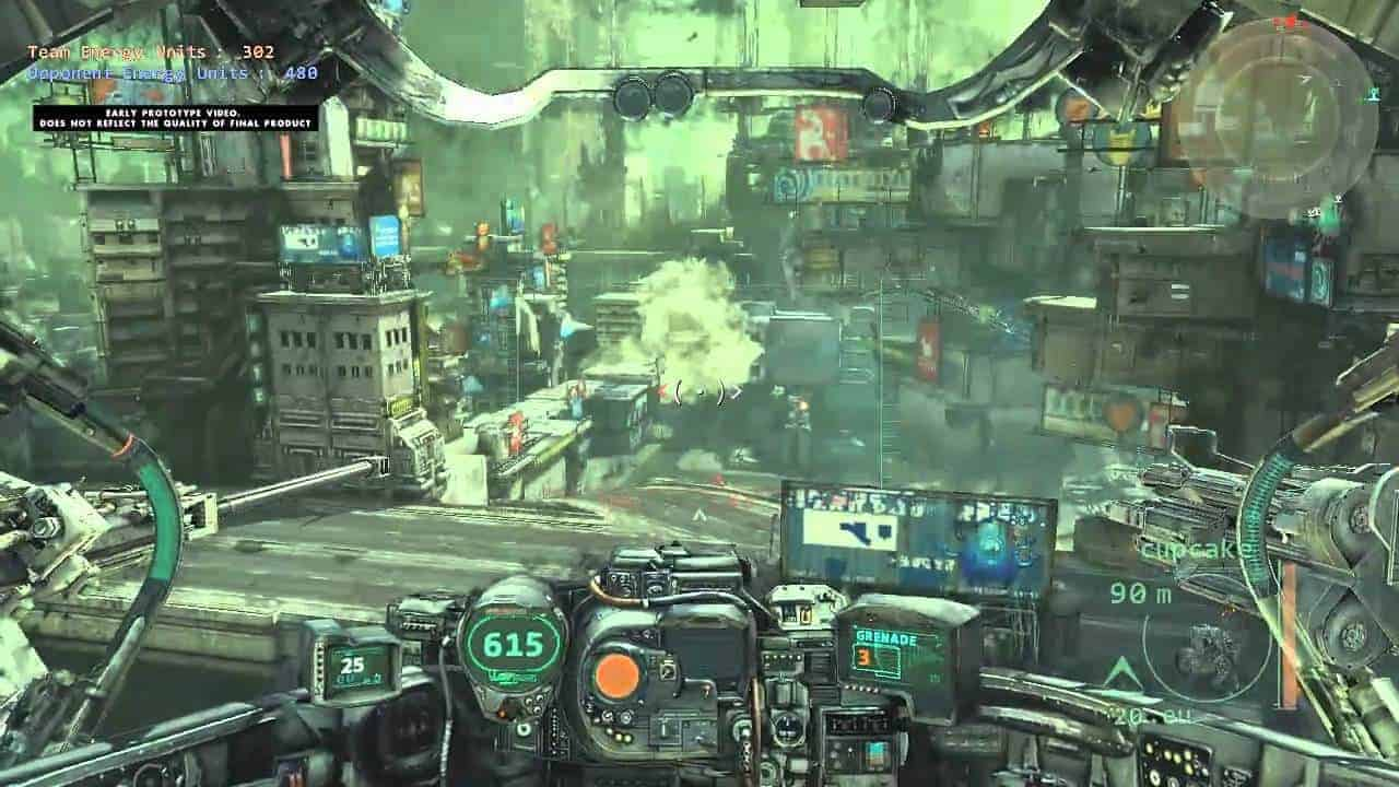 3D Multiplayer Mech Combat Game Hawken will be F2P