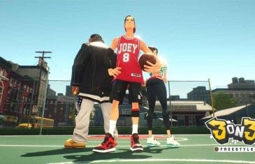 3on3 Freestyle Basketball Free On PlayStation 4