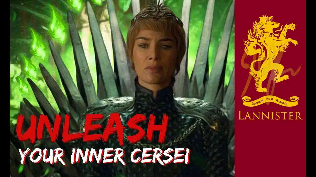 5 Games to Unleash Your Inner Cersei Lannister