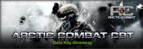 Arctic Combat 2nd Closed Beta