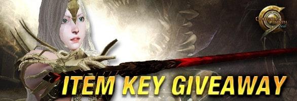 C9 Item Key Giveaway