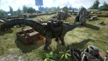 ARK: Survival Evolved Celebrates New Mode Update With Steam Free Trial