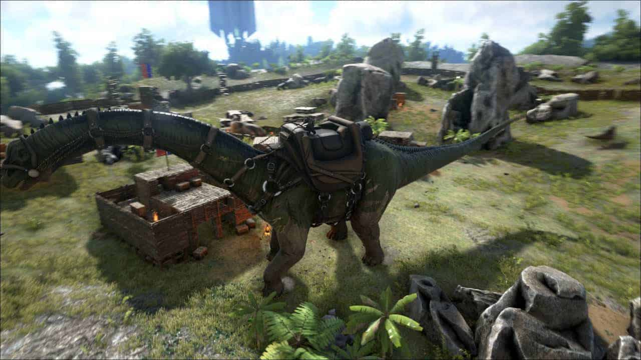 It's Survival Of The Fittest In New Ark: Survival Evolved Mode