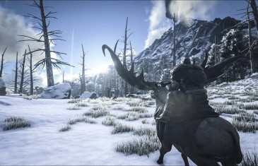 Swamp And Snow Biomes Introduced To ARK: Survival Evolved