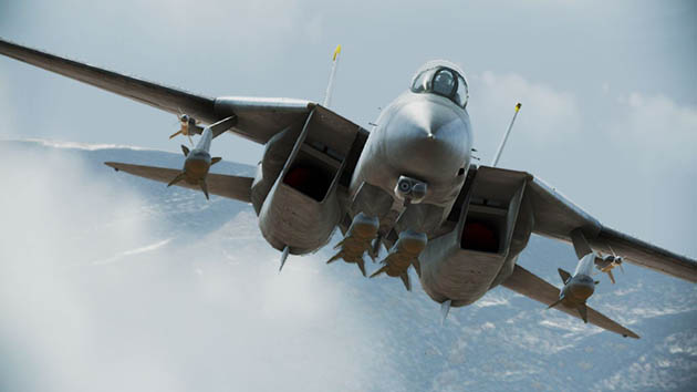 Free-To-Play Ace Combat Reaches 1.5 Million Downloads