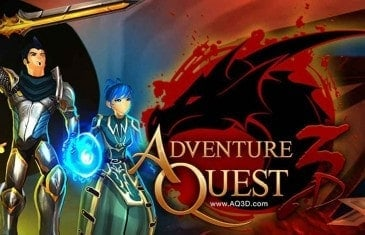 AdventureQuest 3D Open Beta Dated With New Trailer