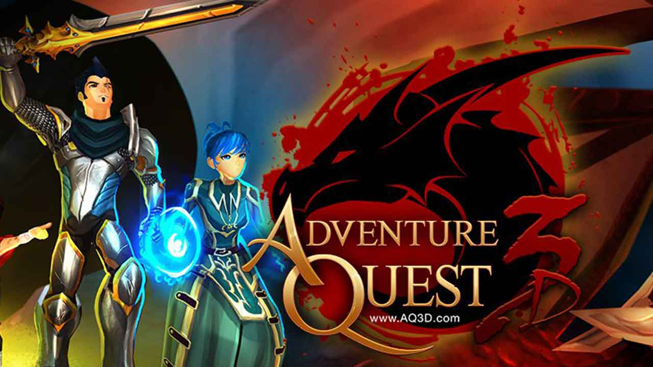 AdventureQuest 3D Open Beta Begins Tomorrow