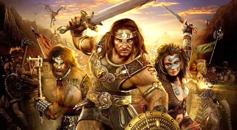 Celebrating 8 Years Of Age Of Conan: Unchained