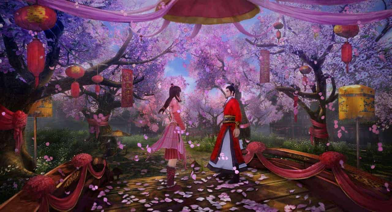 Secret Factions, Betrayal & More Coming To Age Of Wulin