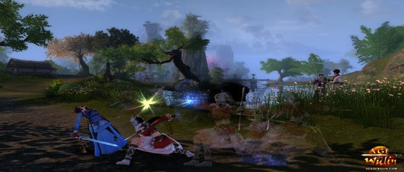 Age Of Wulin – New Details Released For Martial Arts MMO
