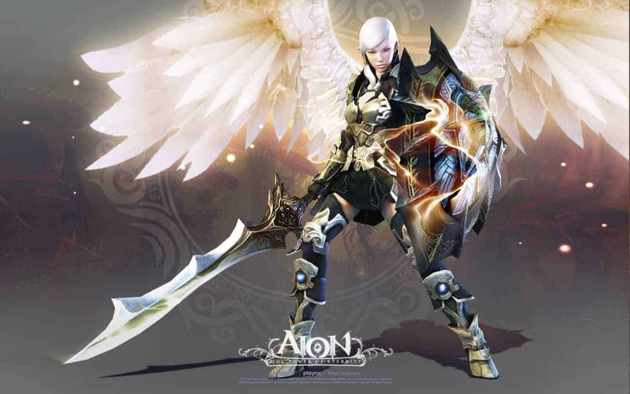 NCSoft Chasing 18+ Rating For Aion