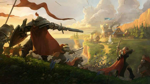 Player-Driven Cities Are The Crown Jewel Of Albion Online