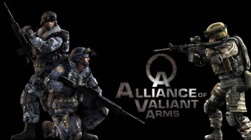 Alliance Of Valiant Arms Relaunches With Improved Graphics And Features