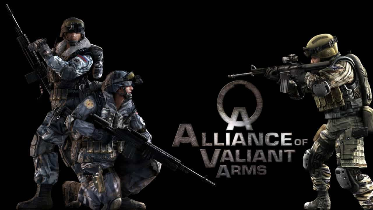 Alliance Of Valiant Arms Debuts Last Man Standing Mode