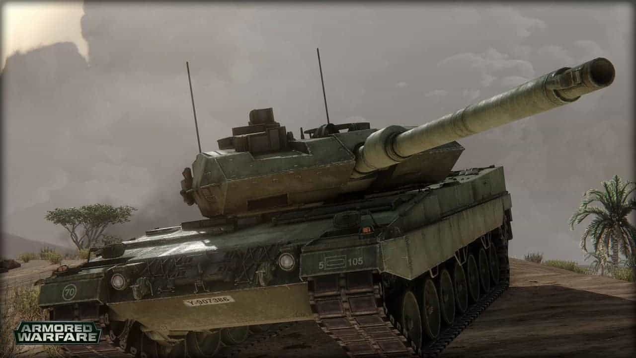 Black Friday Event Underway In Armored Warfare
