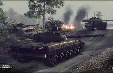 Armored Warfare Welcomes New PvP Map
