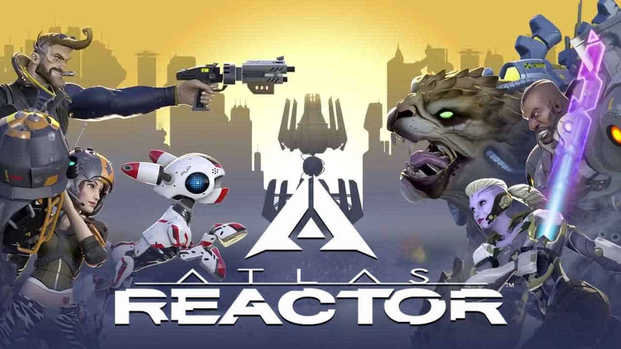Atlas Reactor Enters Open Beta Ahead Of October 4th Launch