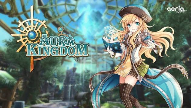 New Maps & Dungeons Arrive In Aura Kingdom