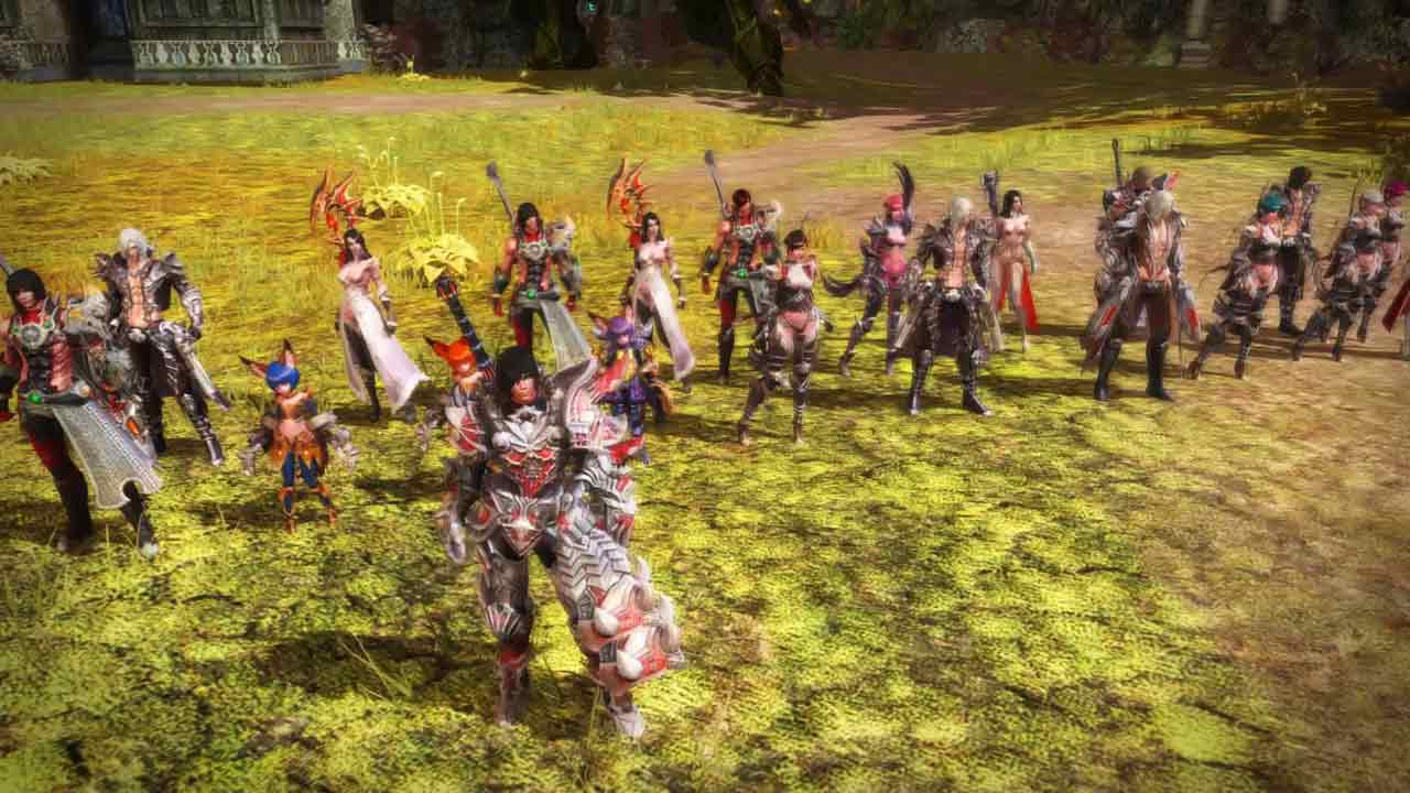 Webzen Reveal 18+ MMORPG Coming This Year