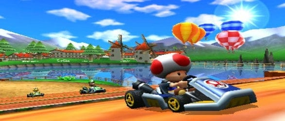 The Ideal MMO – Battle Karting