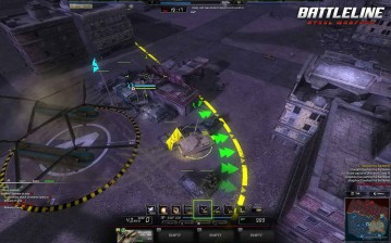 Free-To-Play RTS Tank Shooter From Bandai Namco Entertainment Launches Today