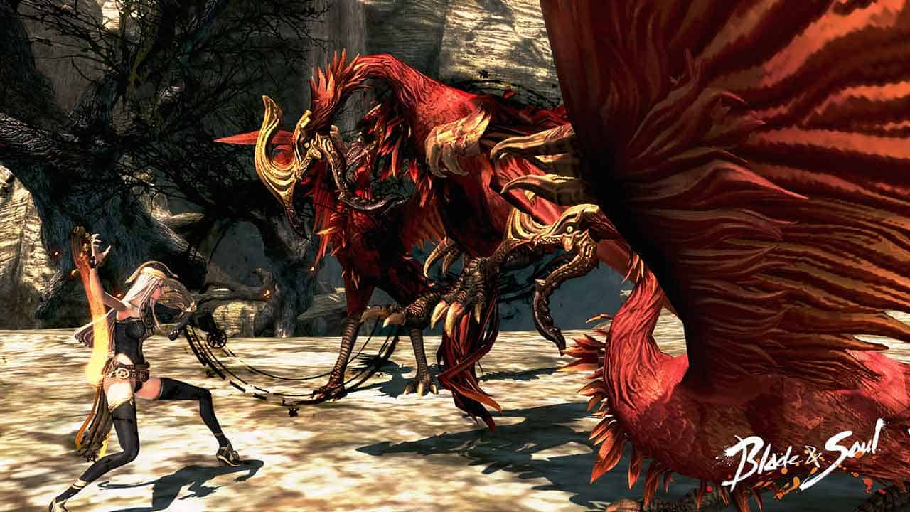 Blade & Soul's Silverfrost Mountains Expansion Arrives This Week