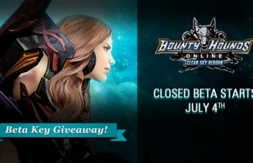 Bounty Hounds Closed Beta Keys