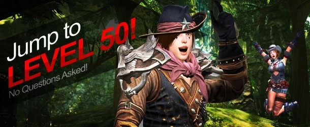 C9 Level 50 Character Giveaway