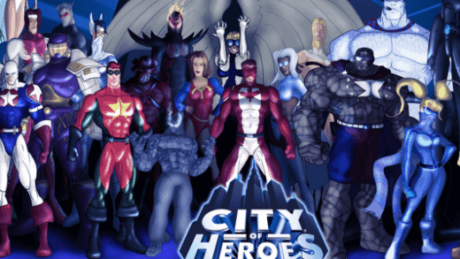 City of Heroes – Defunct