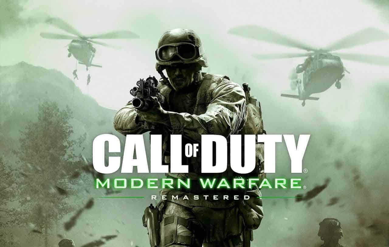 Call of Duty Modern Warfare Remastered 1280x720