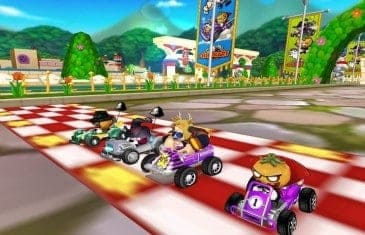 Mario Kart MMO? Not Quite, But It's Close
