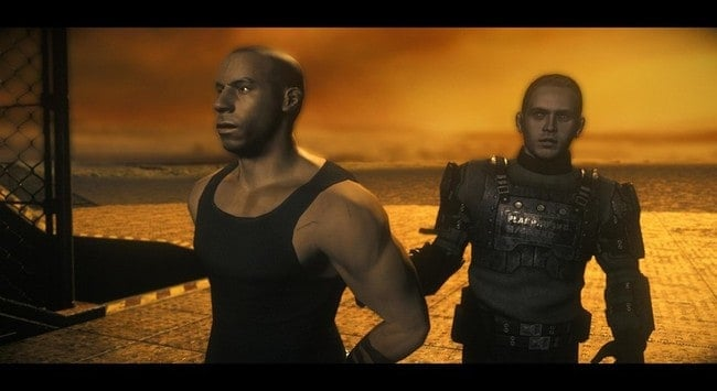 Vin Diesel Hints At Chronicles Of Riddick MMO Game