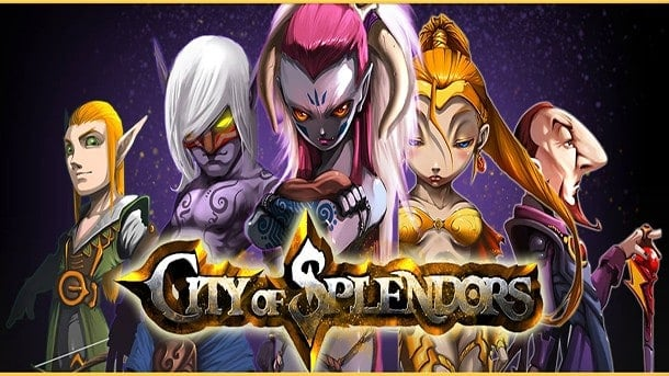 City of Splendors – Mobile MMOSLG Action