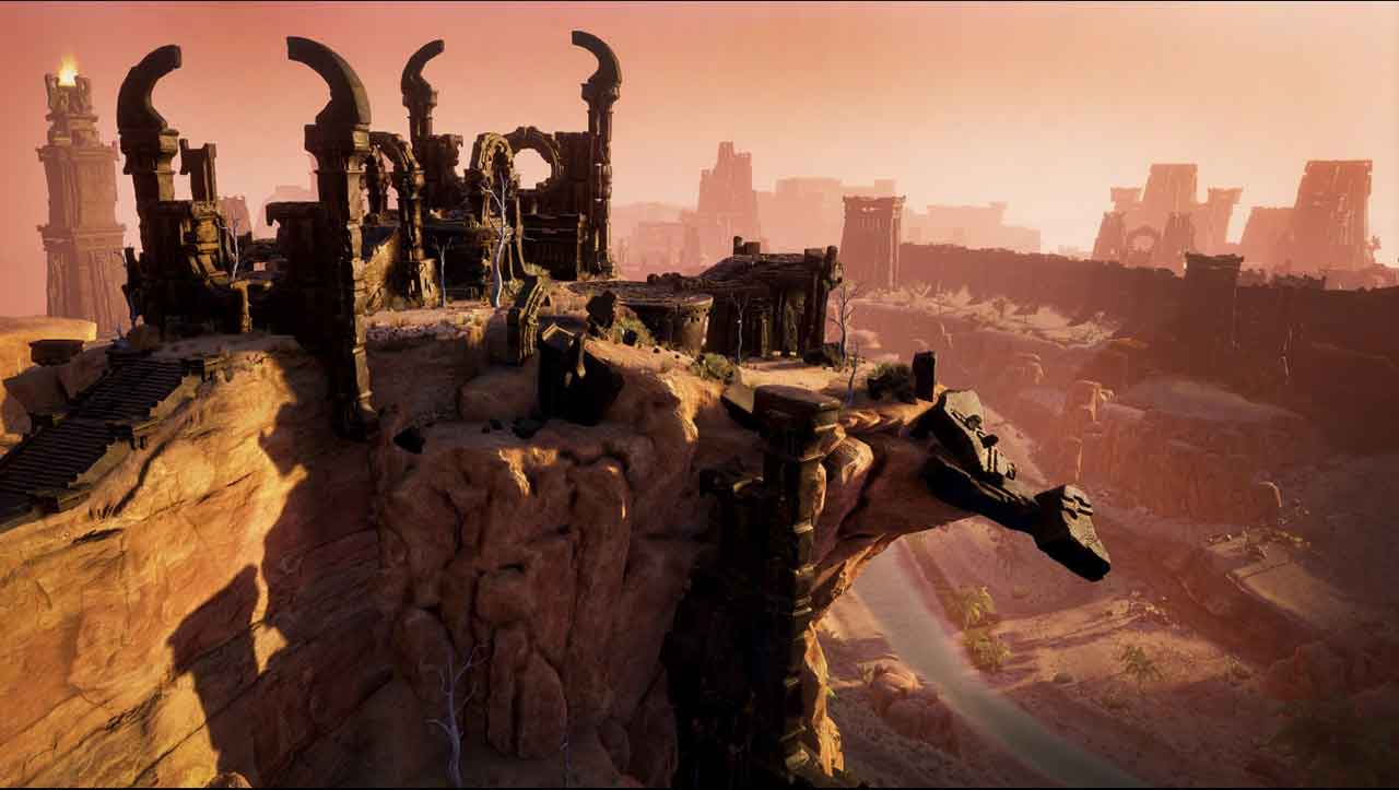 Conan Exiles Trailer Hints At Brand New Mechanics For The Survival Genre