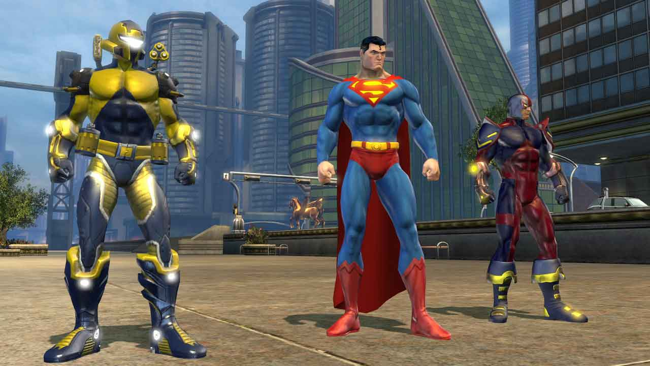 DC Universe Online Will Support Cross-Play between PC And PlayStation 4