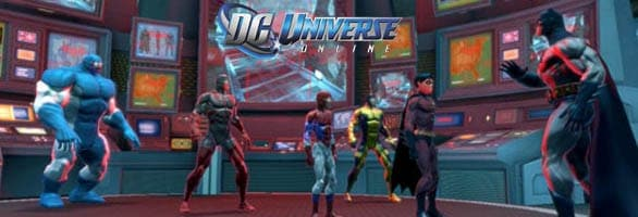 DCUO Adds One Million Players After Going F2P