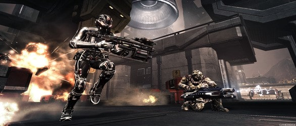 DUST 514 – Playstation 3 Open Beta Begins