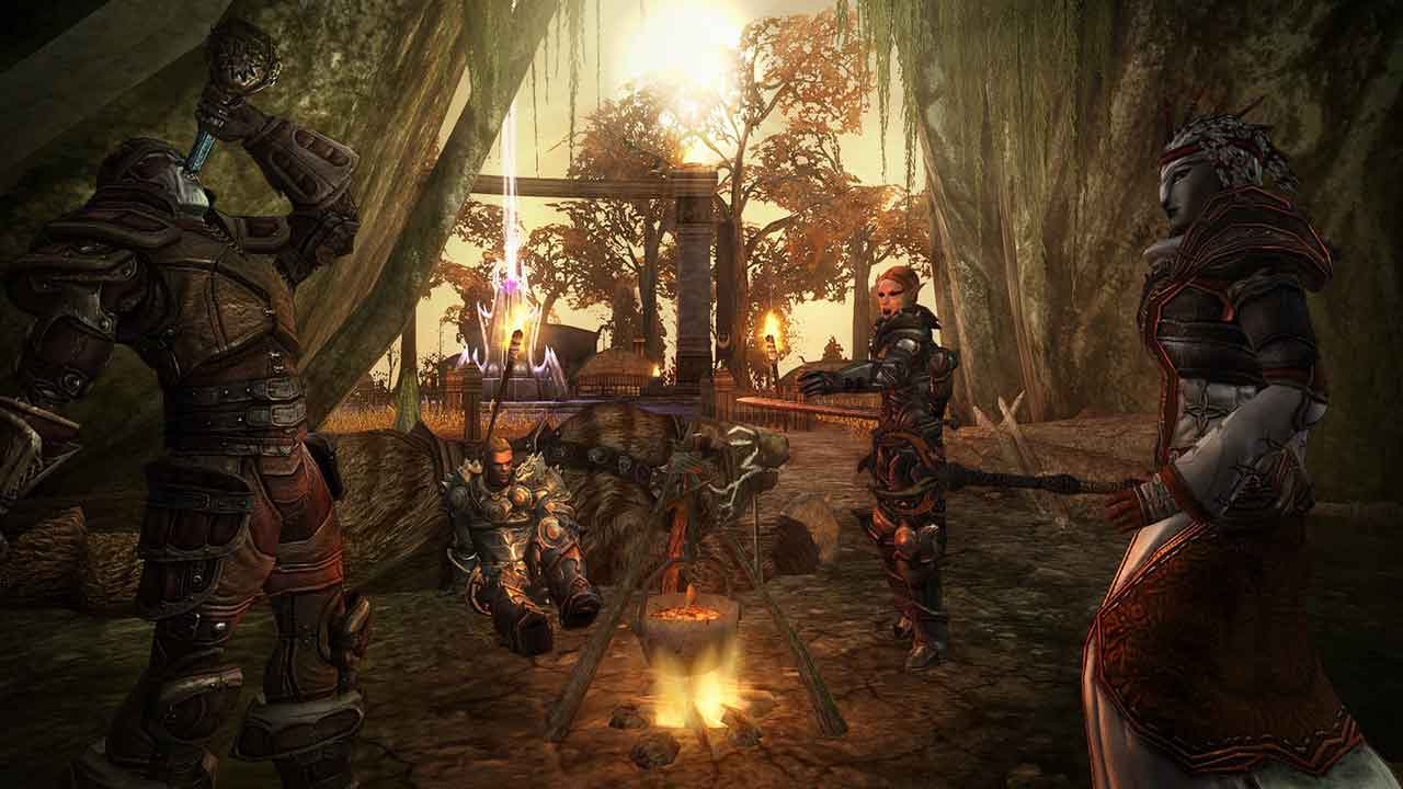 Darkfall: New Dawn Developers Respond To Client Security Concerns
