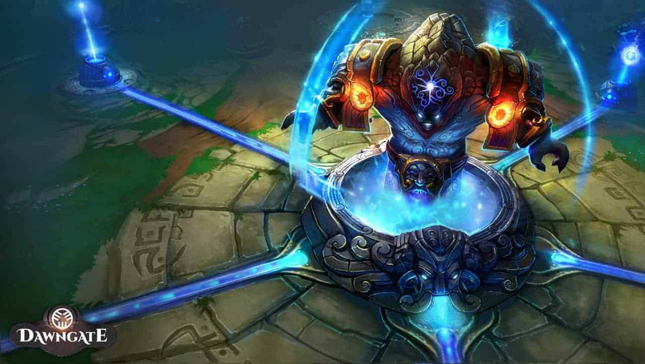 The Latest Victim Of MOBA Hype Is EA's Dawngate