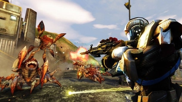 Defiance MMO Suffers, TV Series Thrives