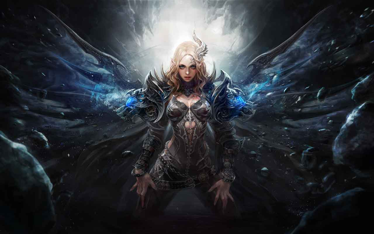 Trion Worlds' Action MMORPG Devilian Launches Today