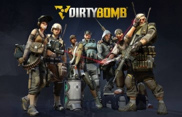 Containment War, Dirty Bomb's Biggest Update To Date On The Way