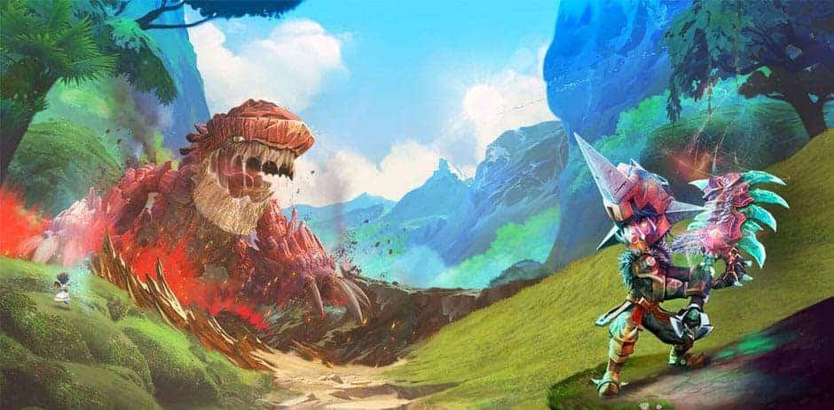 Dragamon Hunter Game Feature