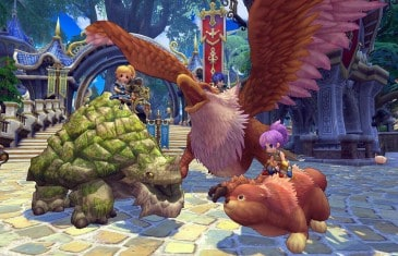 Aeria Games Reveal Huge Roster Of Catchable Creatures In Dragomon Hunter