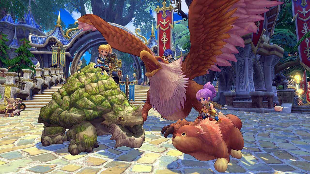 New Monster Hunting MMO From Aeria Games On The Way
