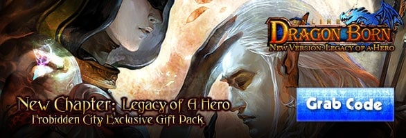 Dragon Born: Legacy of a Hero Gift Pack Giveaway
