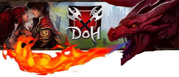 Duel Of Heroes TCG/RPG Hybrid Hits Kickstarter